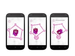 pages smartphone Gravis