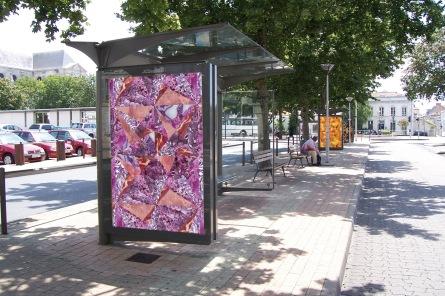 affichages rue